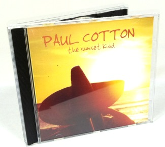 Paul Cotton - The Sunset Kidd CD (Download)
