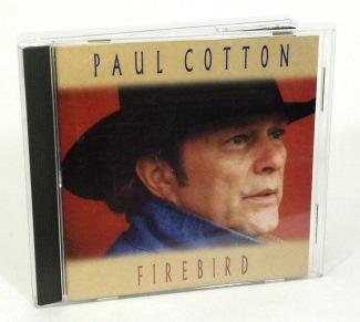 Paul Cotton - Firebird CD (Download)