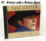 Firebird Track (Download) - 01 Woman with a Broken Heart