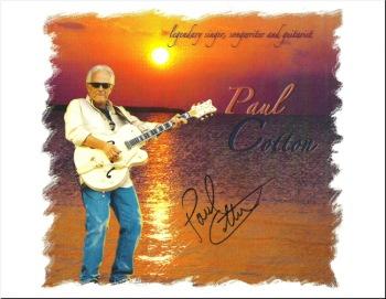 Paul Cotton Autographed Photo